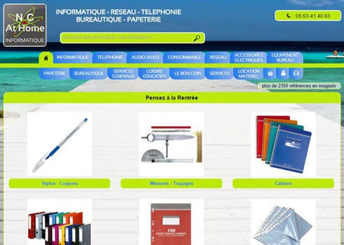 boutique web creation vente en ligne